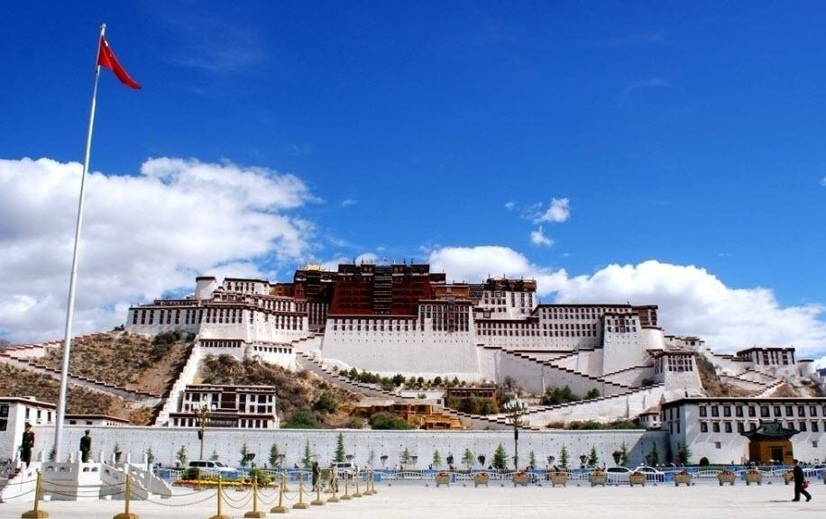 Tibet Yomdrok Lake Tour