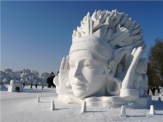 Harbin's Ice Wonderland Tour