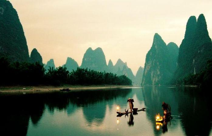 China's Three Golden Cities and Guilin Tour
