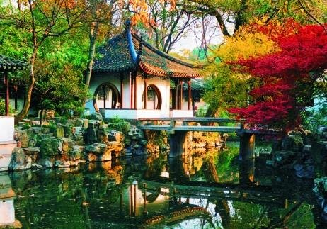 Shanghai, Suzhou, Hangzhou & Yellow Mountain Tour