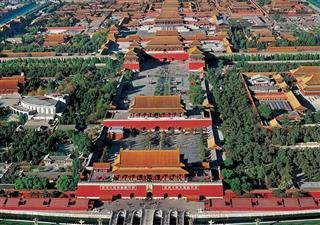Forbidden City Overlook