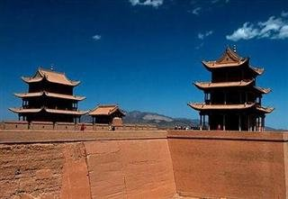 Jiayuguan Watch Tower