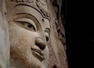 Mount Maiji Grottoes