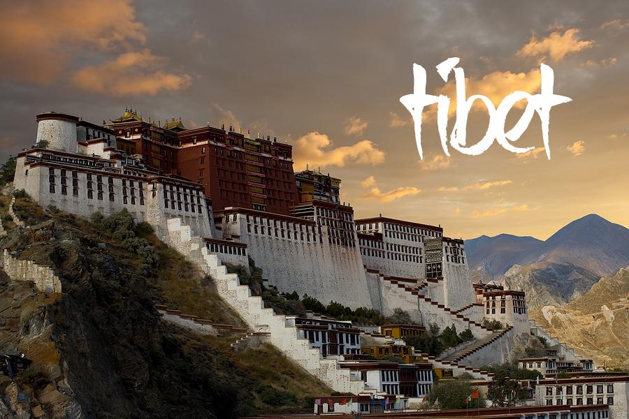 Essence Tour of Lhasa