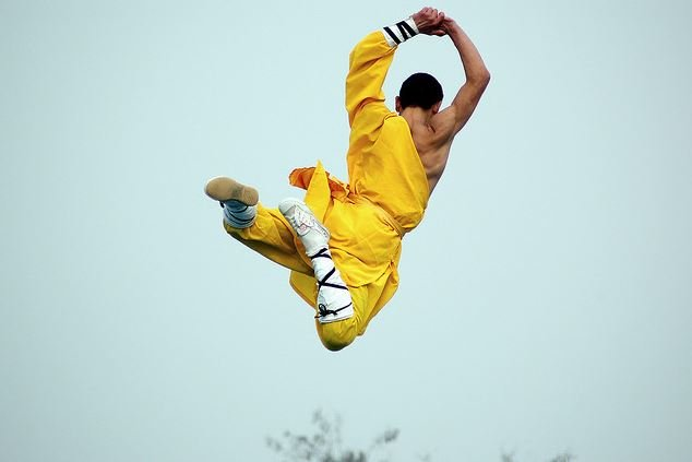 Kungfu Experience Tour from Beijing