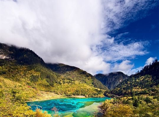 Jiuzhai Valley Dream Tour from Beijing