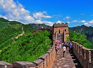 China Tour by Train