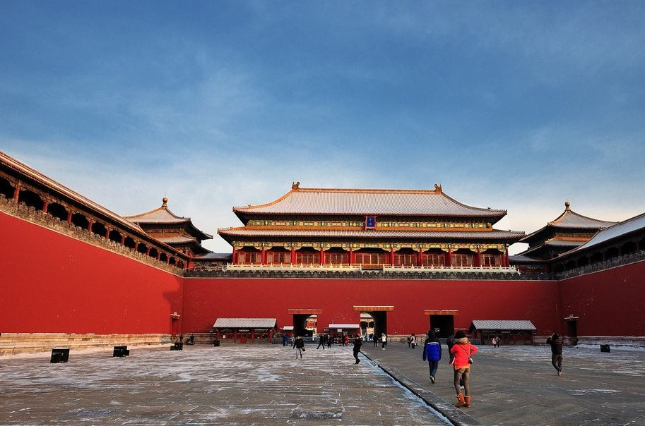 China Tour from Berlin in Beijing, Xi'an and Shanghai