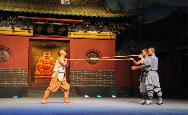 Legendary Kungfu Tour from Xi'an