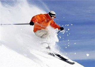 Skiing Free