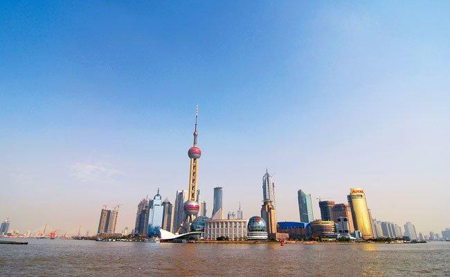 Shanghai Bund