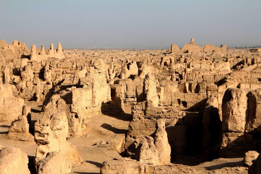 Silk Road Cultural Explore By Unique Shangri