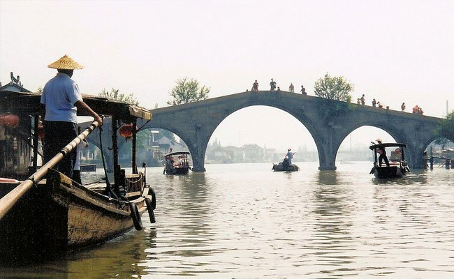 Beautiful Suzhou