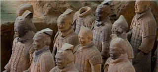 Xi'an Highlights Tour (Xian 1-Day Trip)