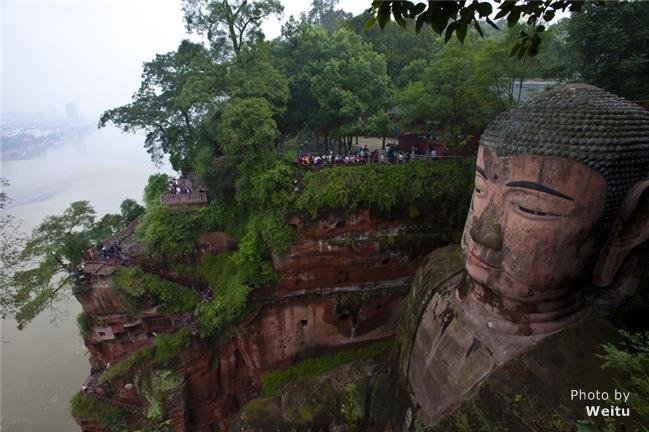 One-Day Leshan Giant Buddha Tour