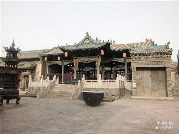 the city god temple