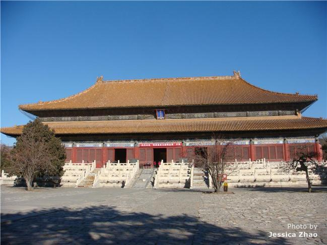 Badaling Great Wall & Changling (Ming Tomb) Seat-in-coach Tour