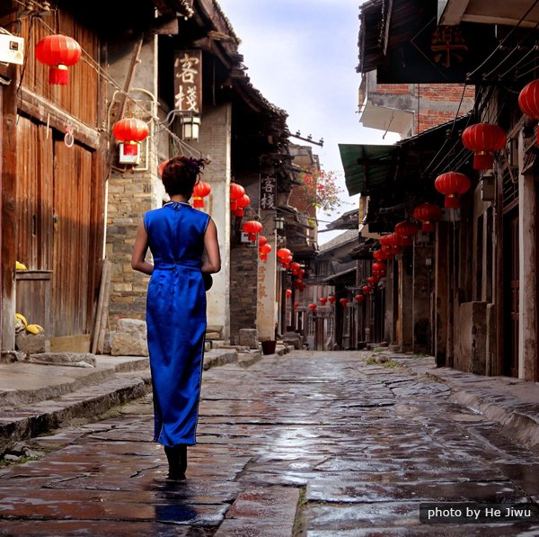 Half Day Tour in Daxu Ancient Town