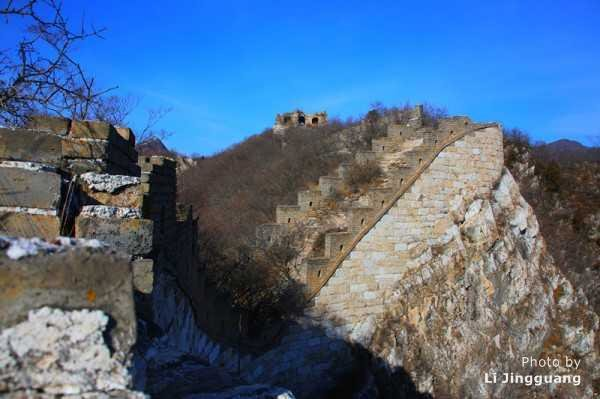 Great Wall Hiking at Huanghuacheng, Jiankou and Mutianyu