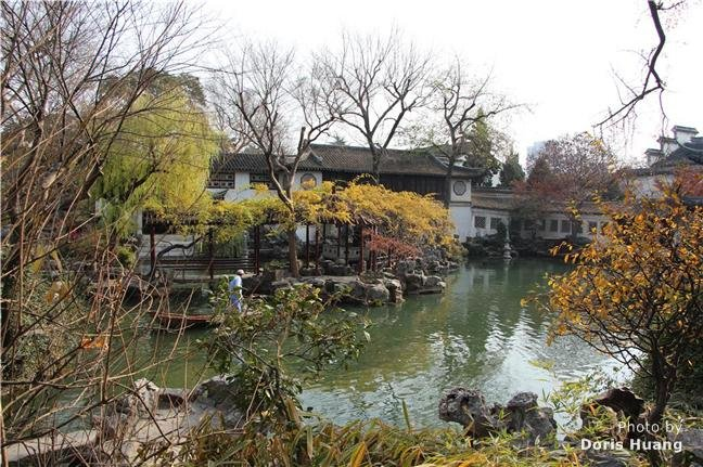 Shanghai Tour with Tongli Water Town