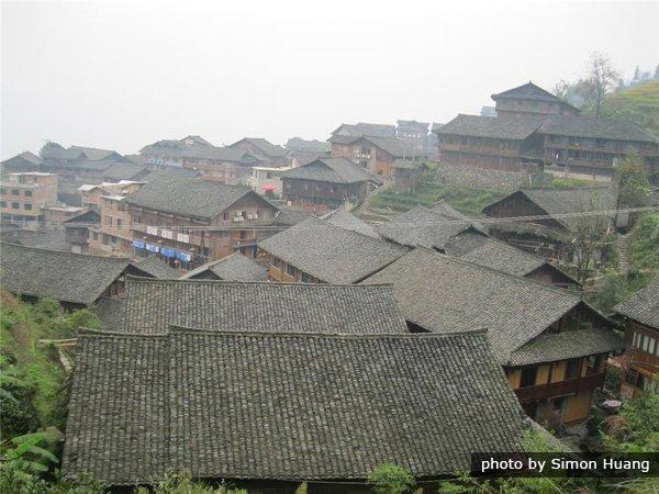 pingan zhuangzu terraced field