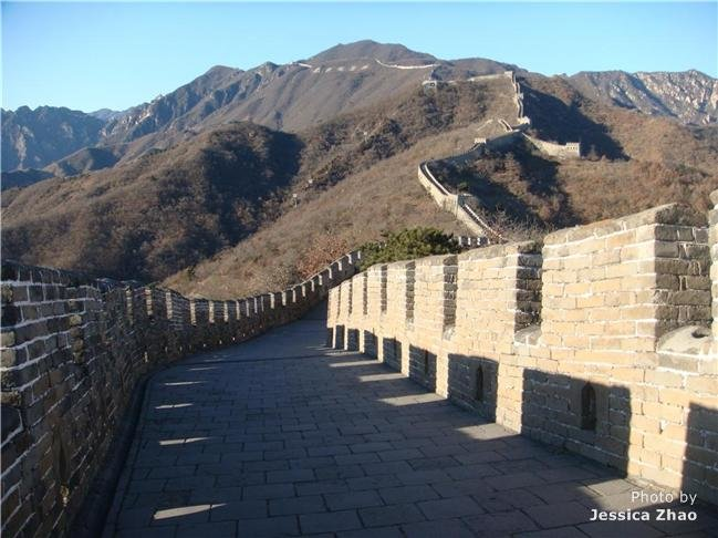 Great Wall Hiking Exploration