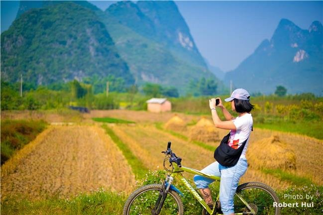 Hike and Bike Trip in Guilin