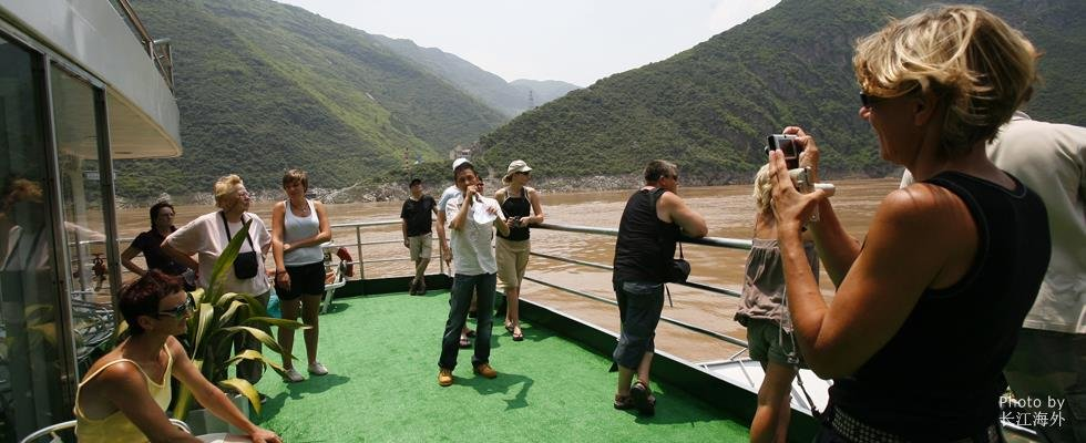 Chongqing & Yangtze Tour from Beijing