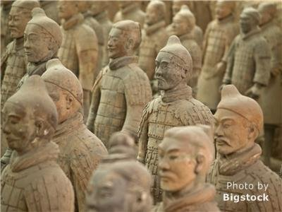 The Terra-cotta Warriors and Horses