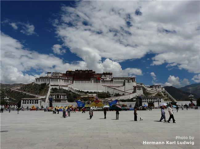 Lhasa Tour from Shanghai