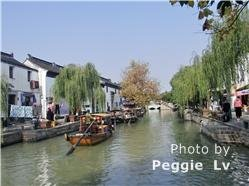 Shanghai Relaxing Tour