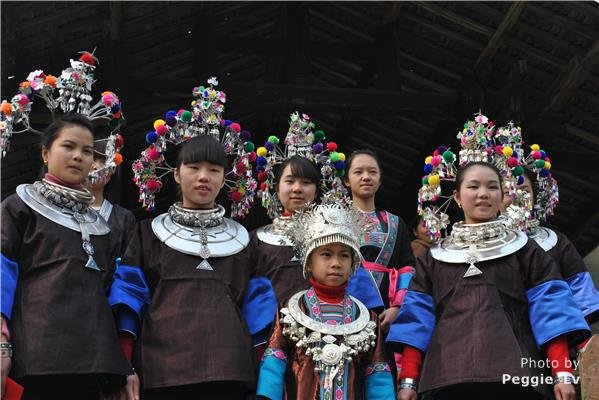 Sanjiang Dong People