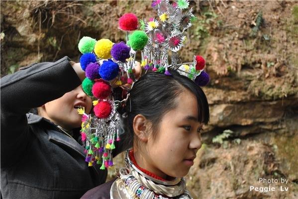 Sanjiang Dong Clothes