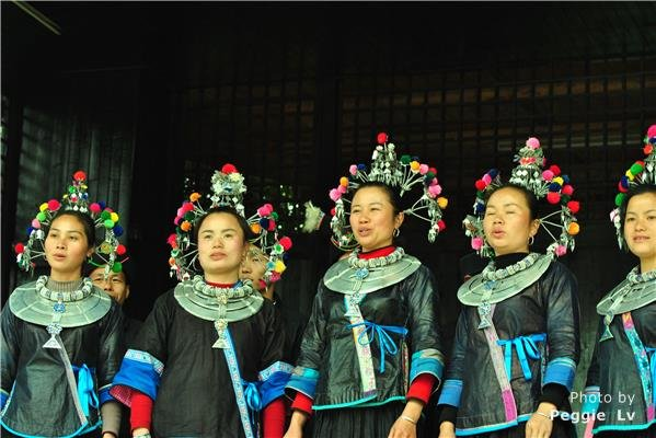 Sanjiang traditional festival