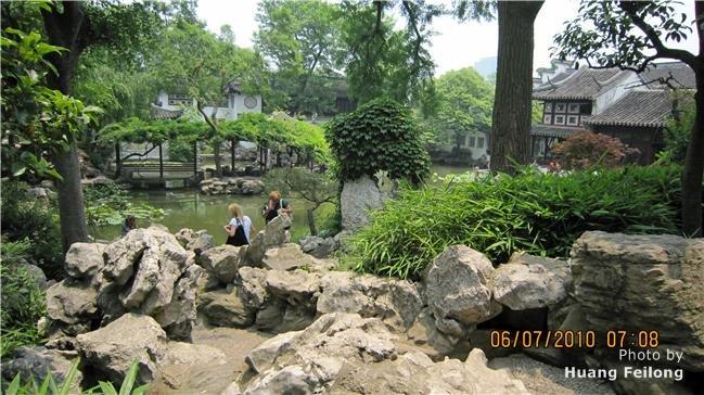 Suzhou's Exquisite Gardens Tour