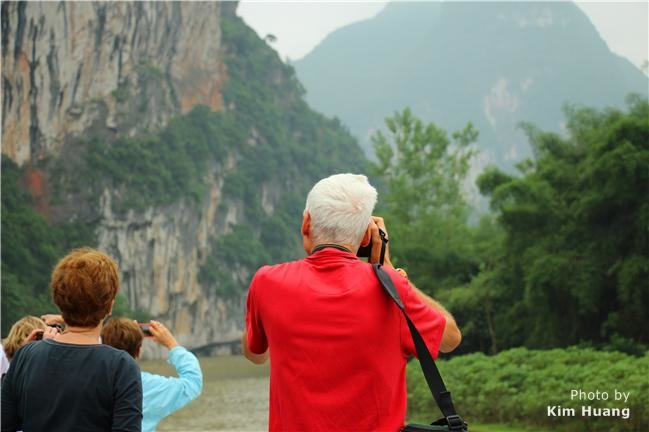 Li River Cruise Seat-in-Coach Tour