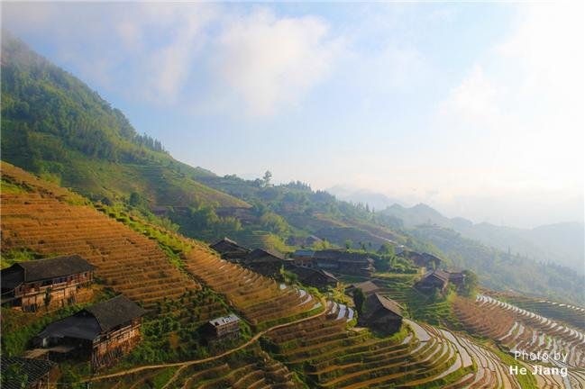 One-Day Longsheng Terrace Fields Seat-in-Coach Tour