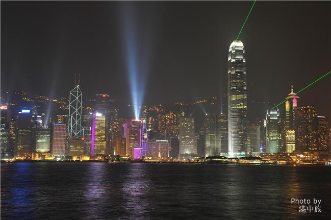 Hong Kong Night Cruise Tour