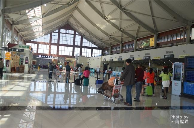 One-way Private Transfer Between Lijiang Airport and Hotel