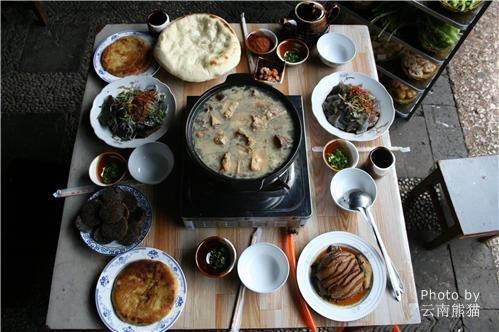 Lijiang Food