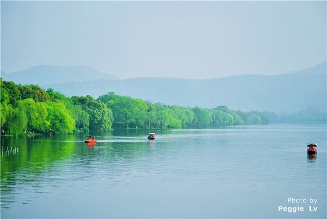 One-Day Hangzhou Seat-in-coach Tour from Shanghai