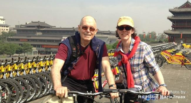 Half-day Old Shanghai Exploration Private Cycling Tour