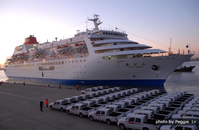 Private Transfer from Beijing to Tianjin Cruise Port