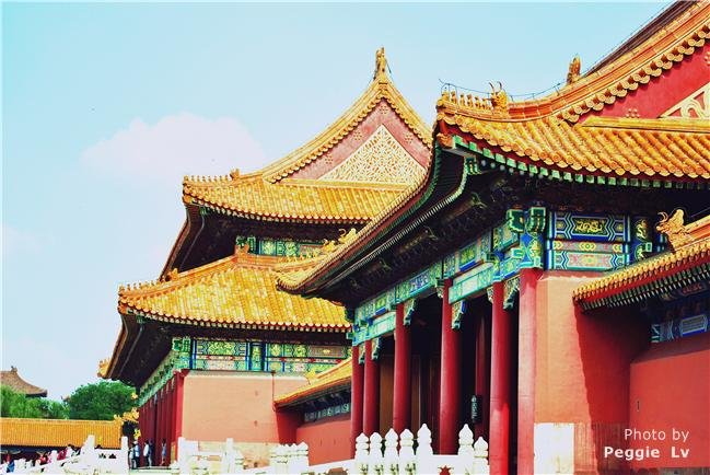 Tianjin Cruise Port Pickup and Visit the Forbidden City in Beijing