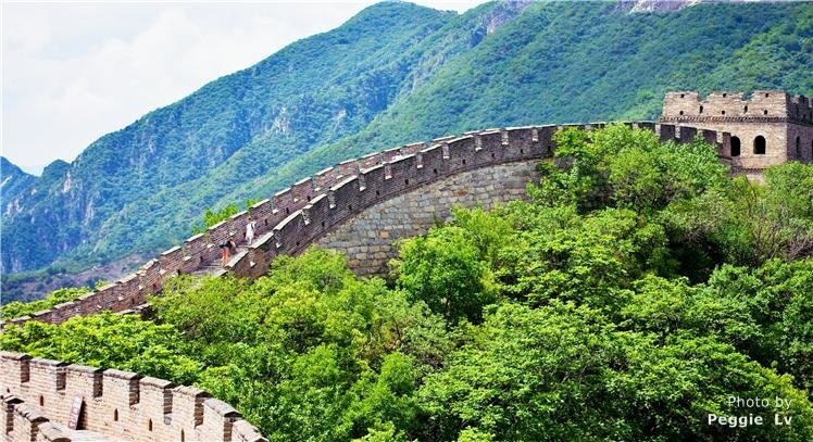 Tianjin Cruise Port Pickup & Visit the Great Wall in Beijing