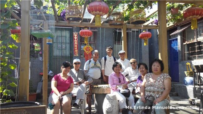 Old Beijing Hutong & New Olympic Sites Seat-in-coach Tour
