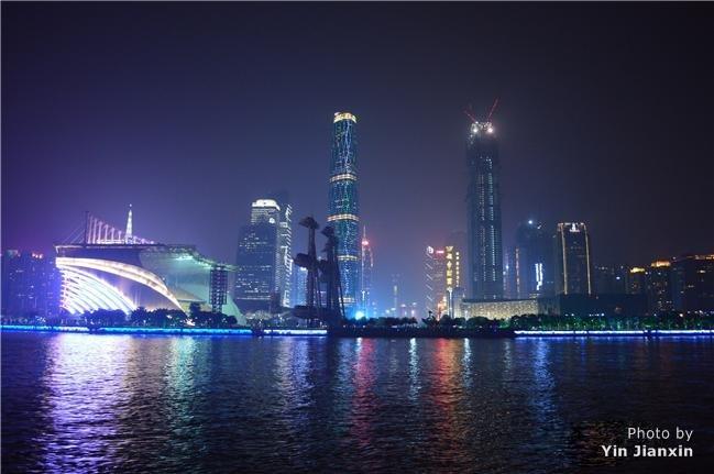 Modern Guangzhou Half Day Tour