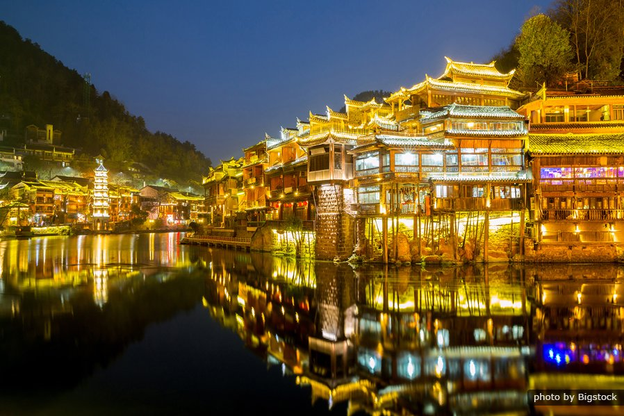 China Southern Ancient Towns Tour