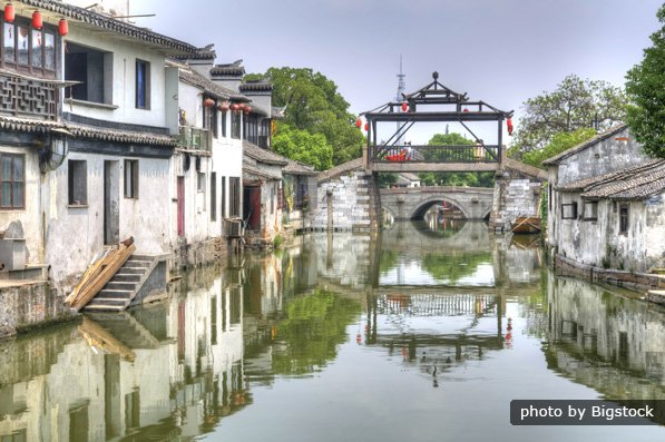 Tongli Water Town Tour from Shanghai