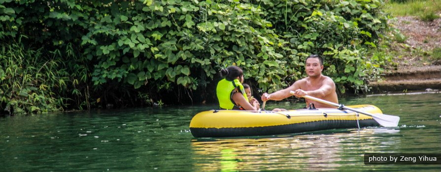 Half-Day Yangshuo Kayaking
